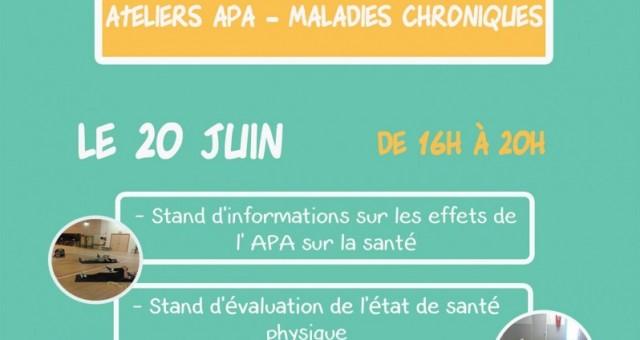 Ateliers APA et Maladies chroniques