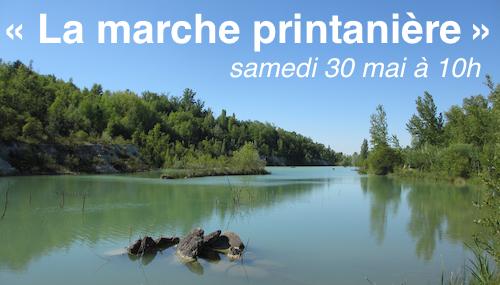 Rendez-vous le 30 Mai pour la Marche printanière