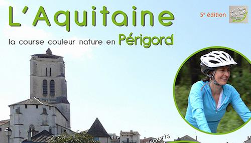 Retour sur L'Aquitaine, Course Couleur Nature 2015