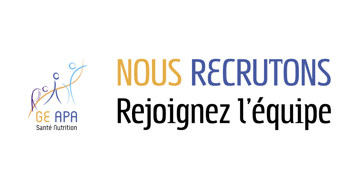 ENSEIGNANT EN APA – SANTE (H/F) en Gironde (33)